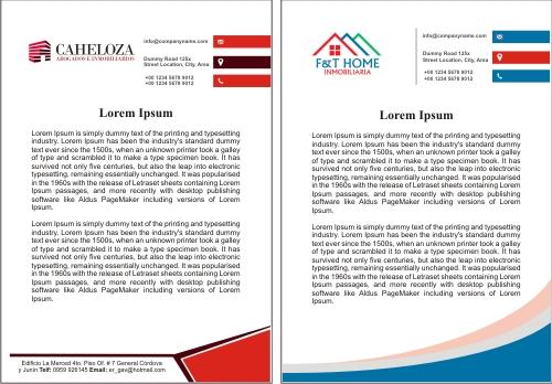 Hojas para abogados inmobiliarios madrid